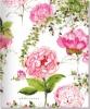, Rose Garden Large Address Book