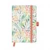 <b>Floral 2018 GreenLine Taschenkalender/Diary klein</b>,Buchkalender - Wochenkalender