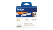 , Etiket Brother DK-11203 17x87mm archivering 300stuks