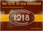 Martijn de Vries, De 1218 in ere hersteld