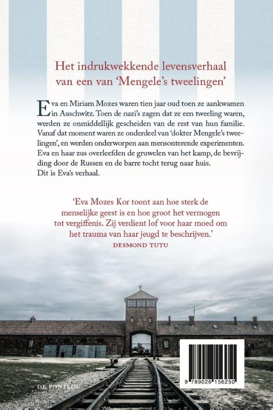 Eva Mozes Kor,De tweeling van Auschwitz