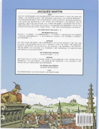 J.  Martin, B.  Fauviaux,De reizen van Tristan Ies Beaux de Provence