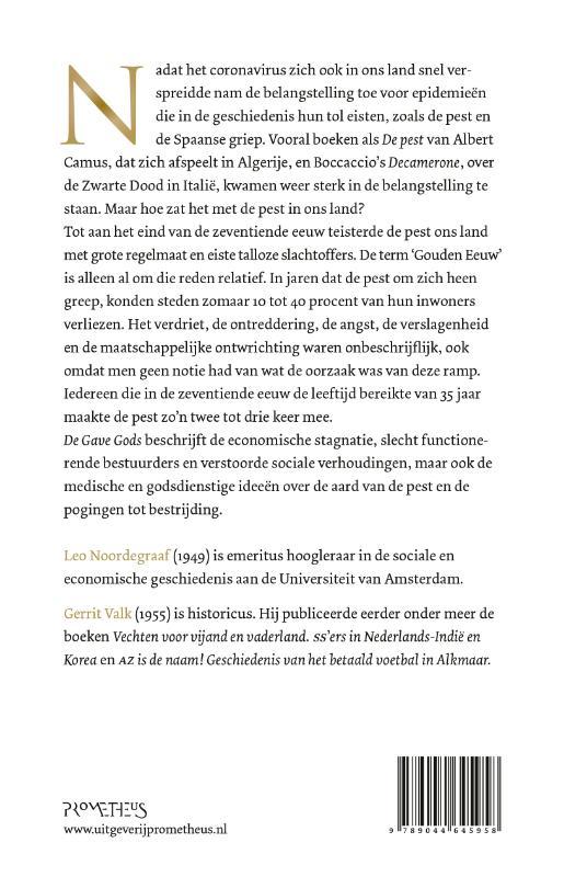 Leo Noordegraaf, Gerrit Valk,De gave Gods
