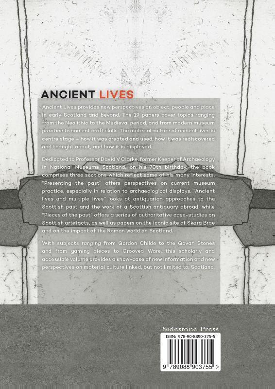,Ancient lives