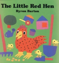 Barton, Byron The Little Red Hen
