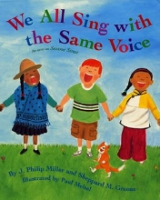 Miller, J. Philip We All Sing with the Same Voice [With CD]