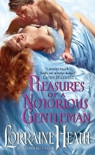Heath, Lorraine Pleasures of a Notorious Gentleman