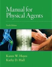 Karen W. Hayes,   Kathy Hall Manual for Physical Agents