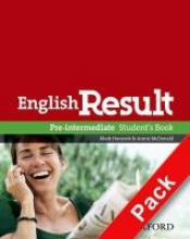 Hancock, Mark English Result. Pre-Intermediate. Student`s Book with DVD-ROM