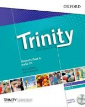 Trinity GESE 3-4 Student Book and Audio CD