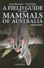 Peter Menkhorst Field Guide to Mammals of Australia