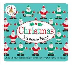 Powell, Sarah Christmas Treasure Hunt