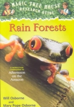 Osborne, Mary Pope,   Osborne, Will Rain Forests