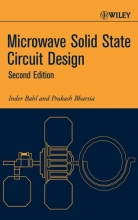 Bahl, Inder Microwave Solid State Circuit Design
