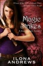 Andrews, Ilona Magic Strikes