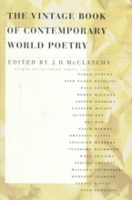 McClatchy, J. D. The Vintage Book of Contemporary World Poetry