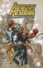 Gage, Christos Avengers Academy 1