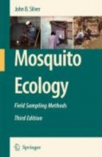 John B. Silver Mosquito Ecology