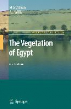 Mahmoud Abdel Kawy Zahran,   A. J. Willis The Vegetation of Egypt
