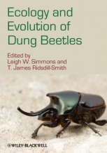 Leigh W. Simmons,   T. James Ridsdill-Smith Ecology and Evolution of Dung Beetles