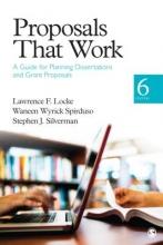 Lawrence F. Locke,   Waneen W. Spirduso,   Stephen Silverman Proposals That Work