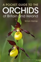 Simon Harrap Pocket Guide to the Orchids of Britain and Ireland