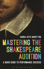 Soto-Morettini, Donna Mastering the Shakespeare Audition