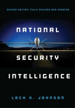 Loch K. Johnson National Security Intelligence