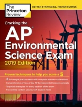 The Princeton Review Cracking the AP Environmental Science Exam 2019