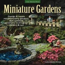 Katie Elzer-Peters Miniature Gardens