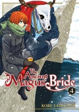 Yamazaki, Kore The Ancient Magus` Bride 4