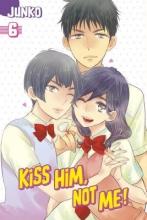 Junko Kiss Him, Not Me! 6