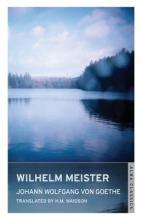 Goethe, Johann Wolfgang Wilhelm Meister