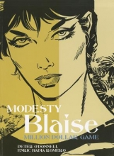 O`Donnell, Peter,   Romero, Enric Badia Modesty Blaise