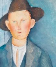 Ireson, Nancy Modigliani