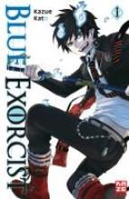 Katou, Kazue Blue Exorcist 01