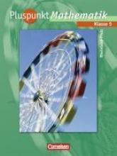 Pluspunkt Mathematik 5. Schuljahr. Schülerbuch. Hauptschule Rheinland-Pfalz
