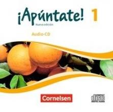 ¡Apúntate! - Nueva edición - Band 1 - Audio-CD