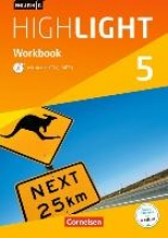 Berwick, Gwen English G Highlight Band 5: 9. Schuljahr - Hauptschule - Workbook mit Audios online