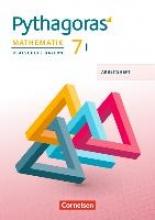,Pythagoras 7. Jahrgangsstufe (WPF I) - Realschule Bayern - Arbeitsheft mit eingelegten Lösungen