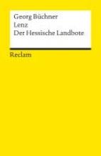 Büchner, Georg Lenz Der hessische Landbote