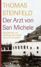 Steinfeld, Thomas Der Arzt von San Michele