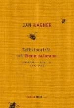 Wagner, Jan Selbstporträt mit Bienenschwarm