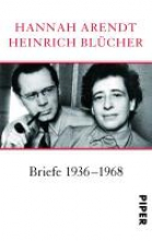 Arendt, Hannah Briefe 1936 - 1968