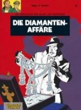 Jacobs, Edgar-Pierre Die Abenteuer von Blake und Mortimer 05. Die Diamanten-Aff?re