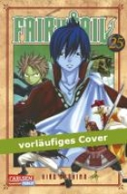 Mashima, Hiro Fairy Tail 25