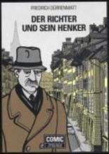 Dürrenmatt, Friedrich Der Richter und sein Henker. Comic