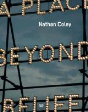 Nathan Coley