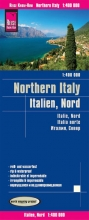 , Reise Know-How Landkarte Italien, Nord 1 : 400.000