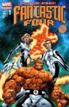 Fraction, Matt Fantastic Four - Marvel Now 01